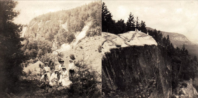 Cathedral Ledge 1905