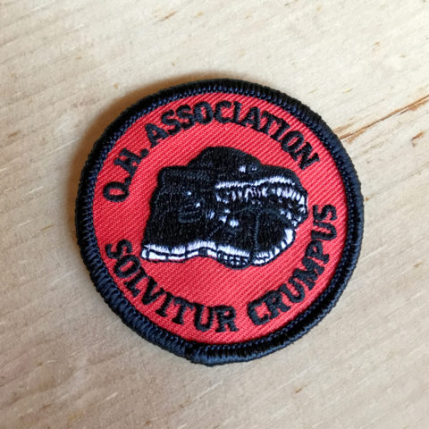 OHA patch